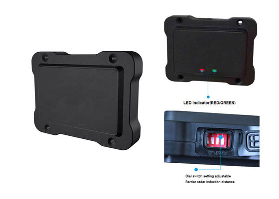 Parking Barrier 100ms 24GHz IP65 Car Existence Radar Detector